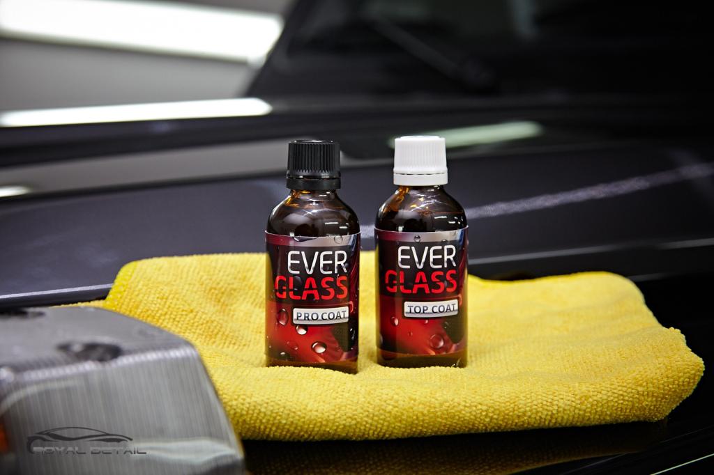 everglass coat system