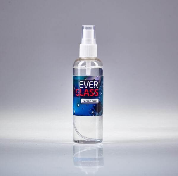 Everglass Fabric Coat